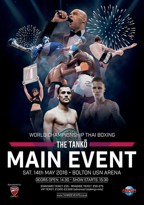 Tanko Main Event