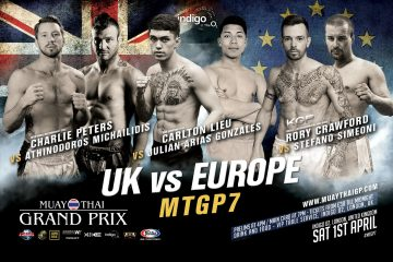 Muay Thai Grand Prix 7